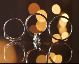 wedding ring shots